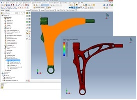 Efficient Design Optimization in Your CAE Environment